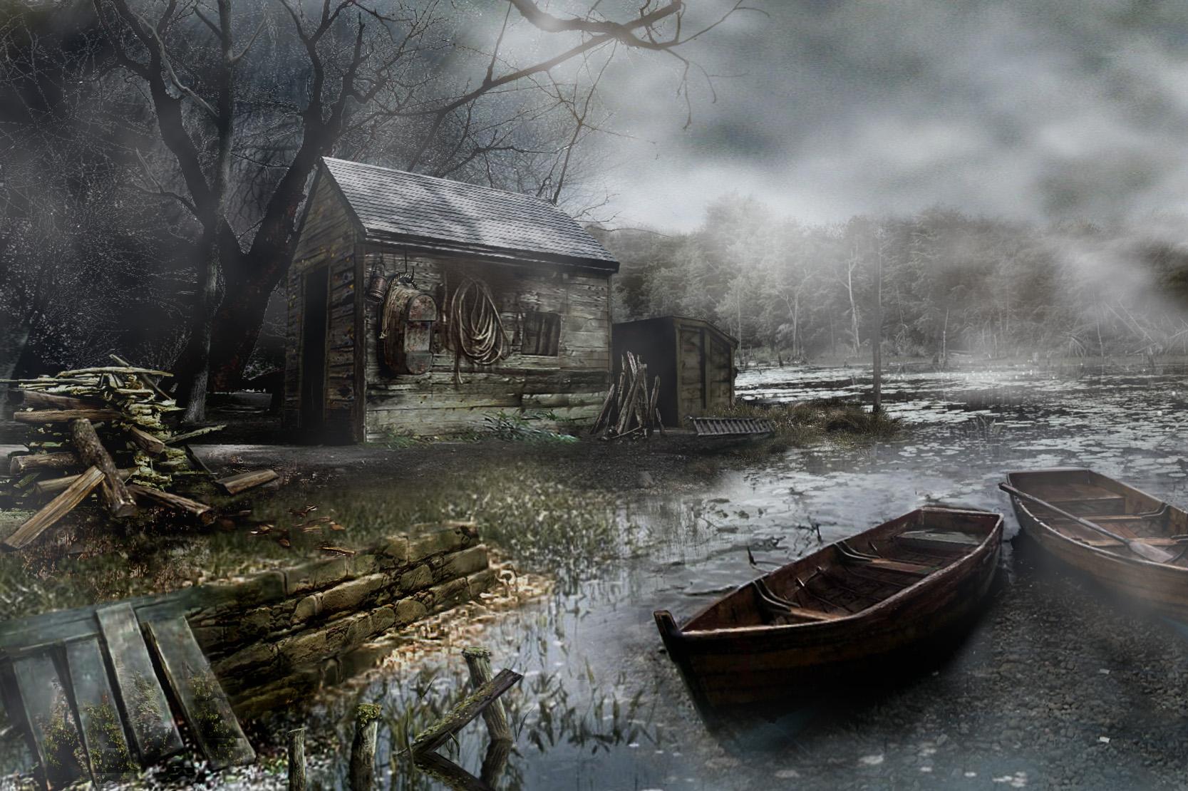 Concept art image   Resident Evil 4   Mod DB 1667x1110