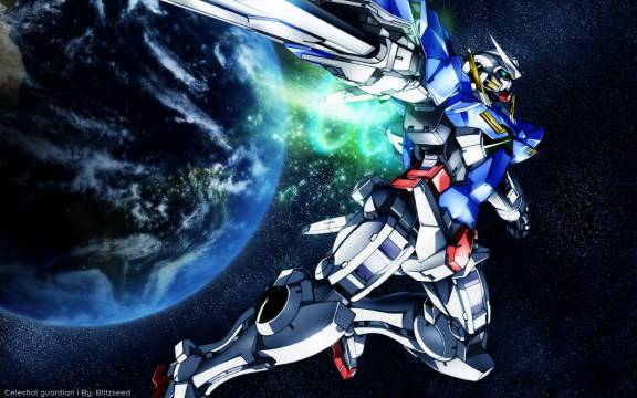 Mobile Suit Gundam 00 Wallpapers   AMINE AND MANGA 576x360