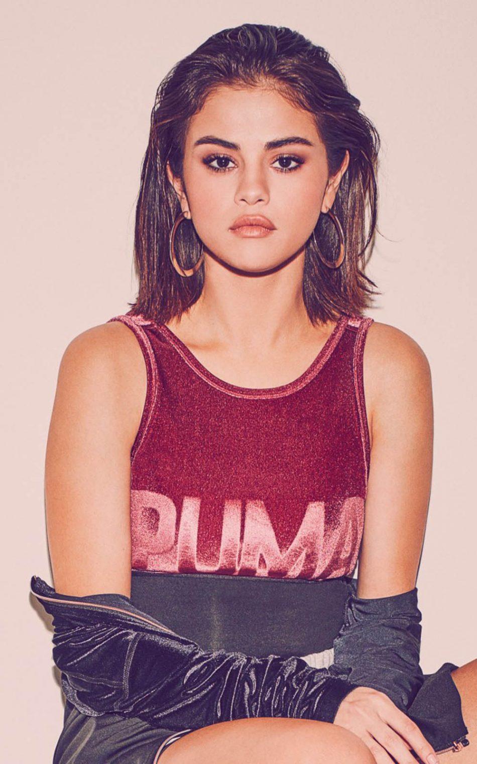 Download Selena Gomez 2017 Puma Photoshoot Pure 4K Ultra HD 950x1520