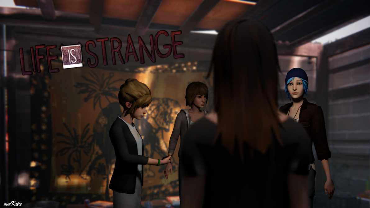 Free Download Life Is Strange Chloe Max Kate With A Surprise