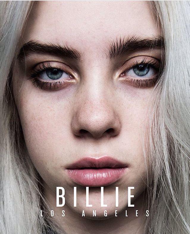 Shes so pretty Billie Eilish Pinterest 639x788