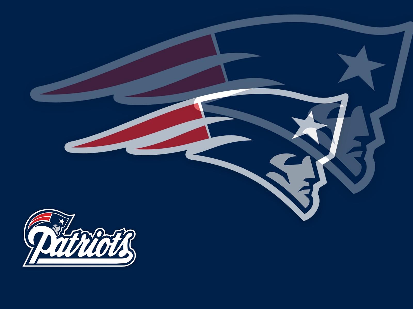 Patriot Logo Wallpaper