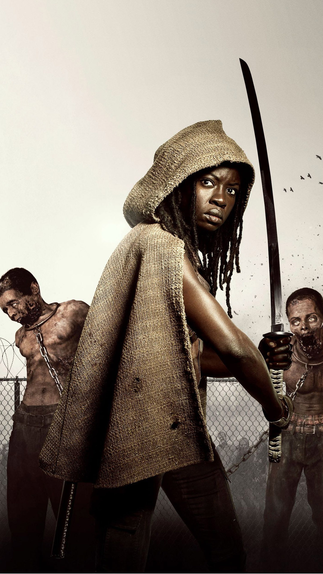 The Walking Dead wallpapers for iPhone and iPad 1080x1920