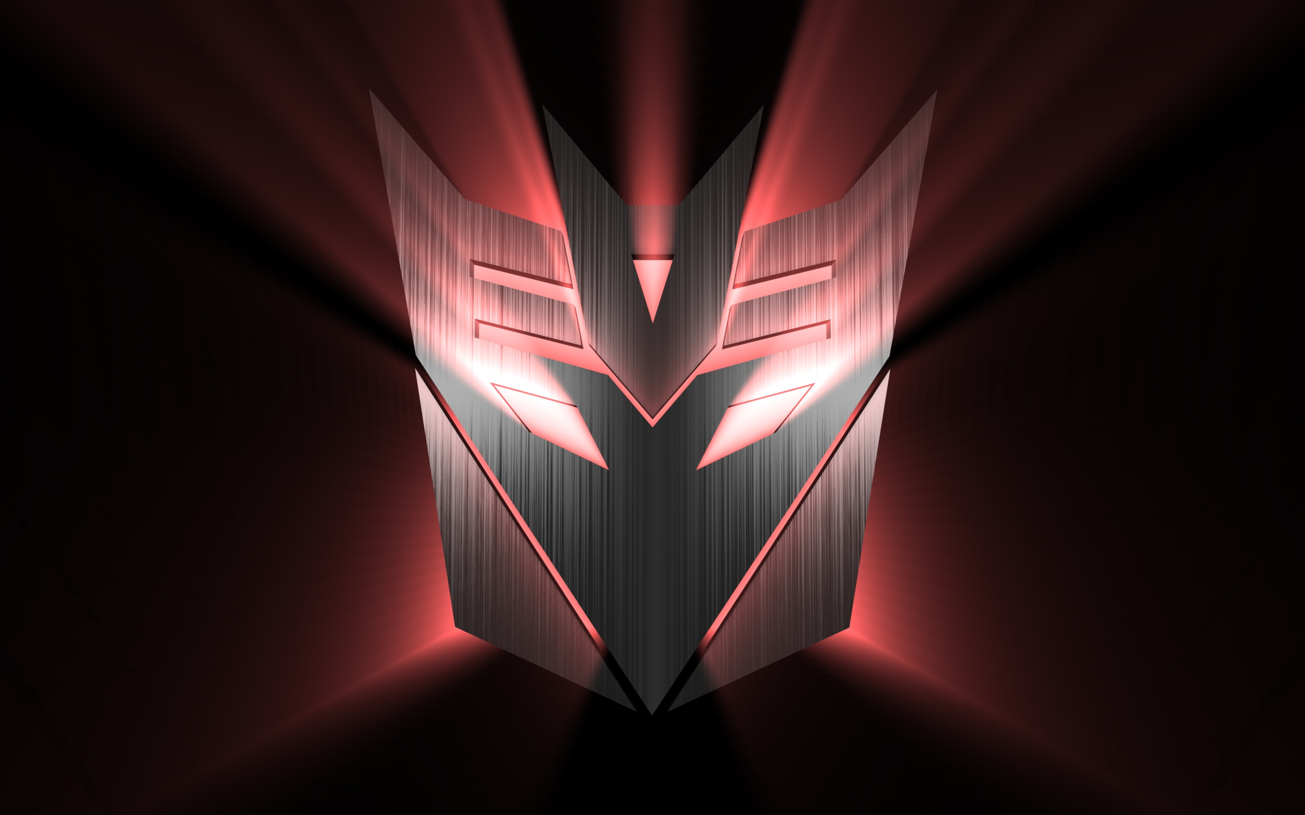 Decepticon logo wallpaper Wallpaper Wide HD 2560x1600