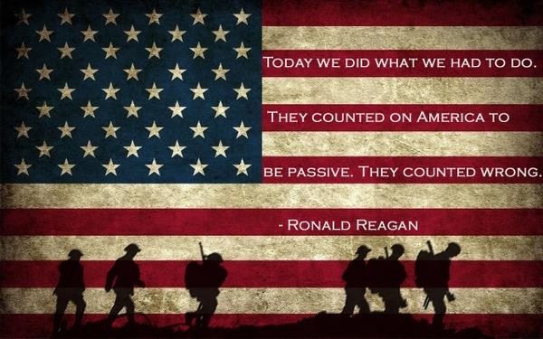 Ronald Reagan Flag Quotes 600x375