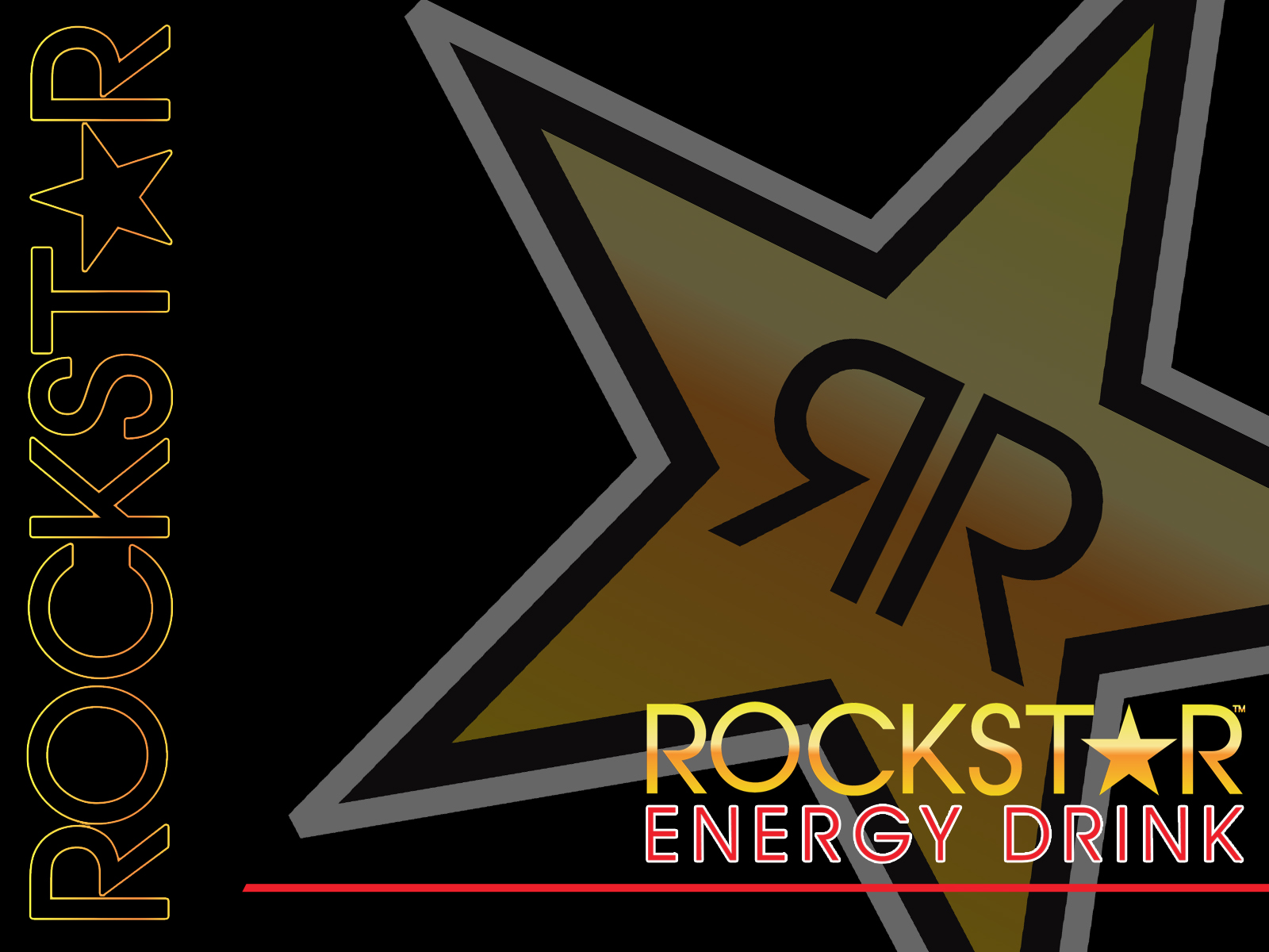 Rockstar Energy Logo wallpaper 1600x1200 80108 1600x1200