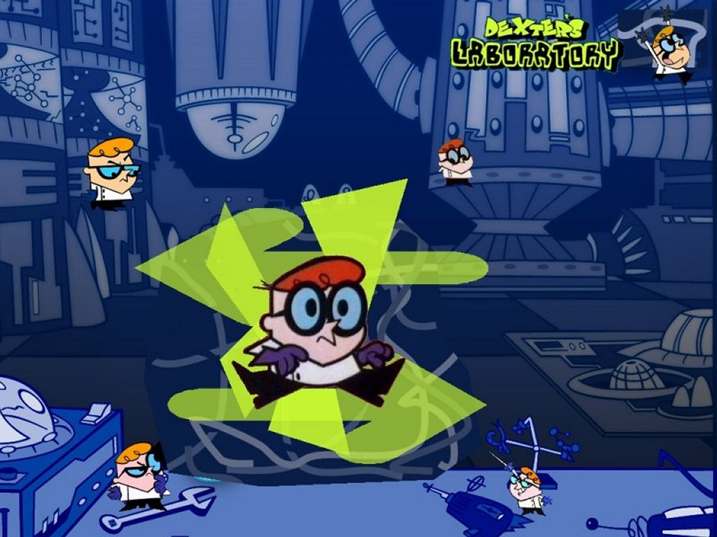 Dexters Laboratory HD Wallpapers High Definition iPhone HD 1024x768