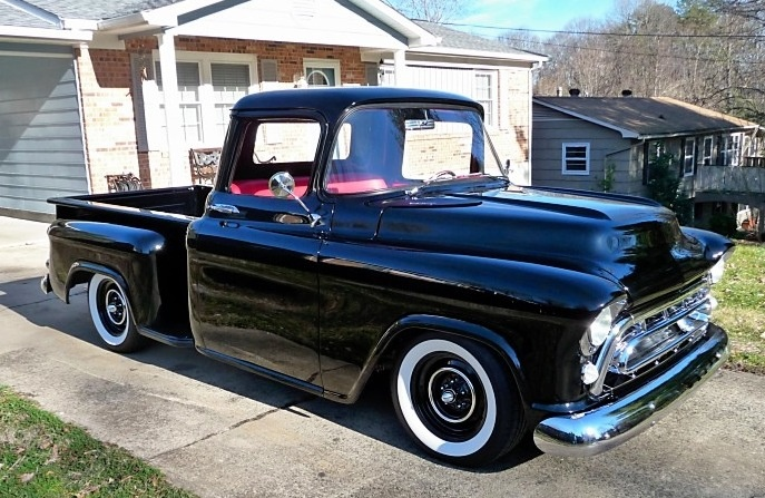 57 chevy truck Car Pictures 687x447