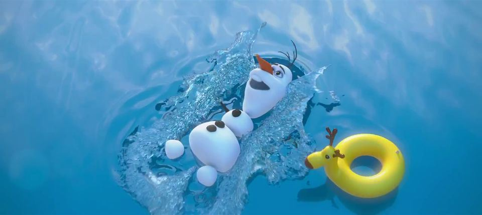 Seven Scenes From Frozen that Will Melt Your Heart Starring Olaf 960x429