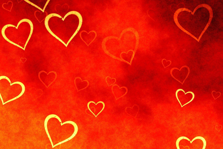Red heart background wallpapersafari - Heart to heart wallpaper ...