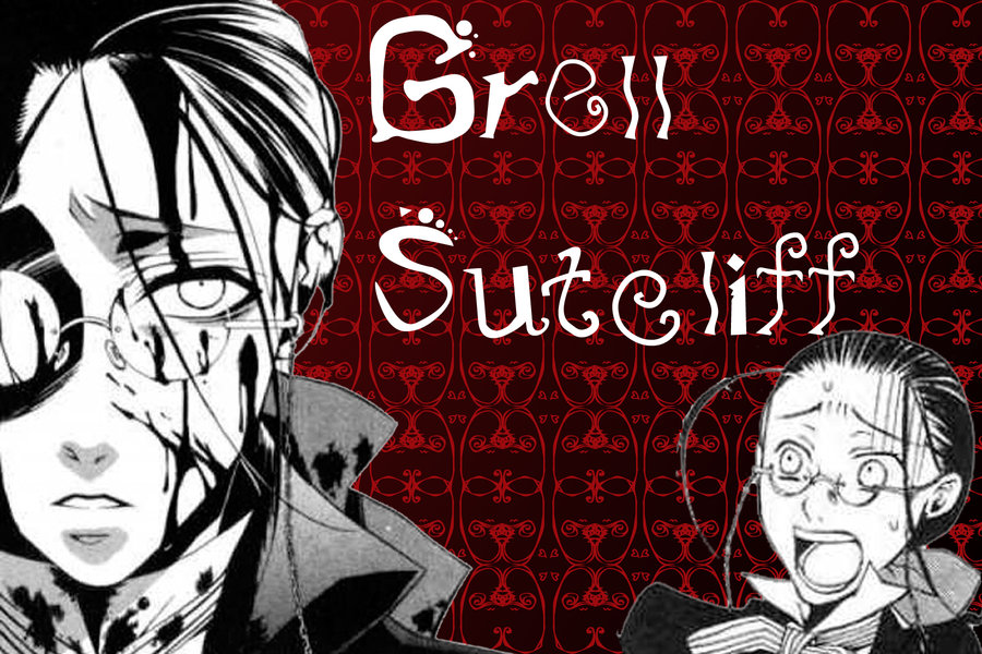 Grell Sutcliff Wallpaper Human grell wallpaper by 900x600