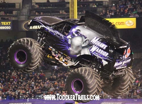 Mesmerized By Monster Jam   Toddler Trails 500x368