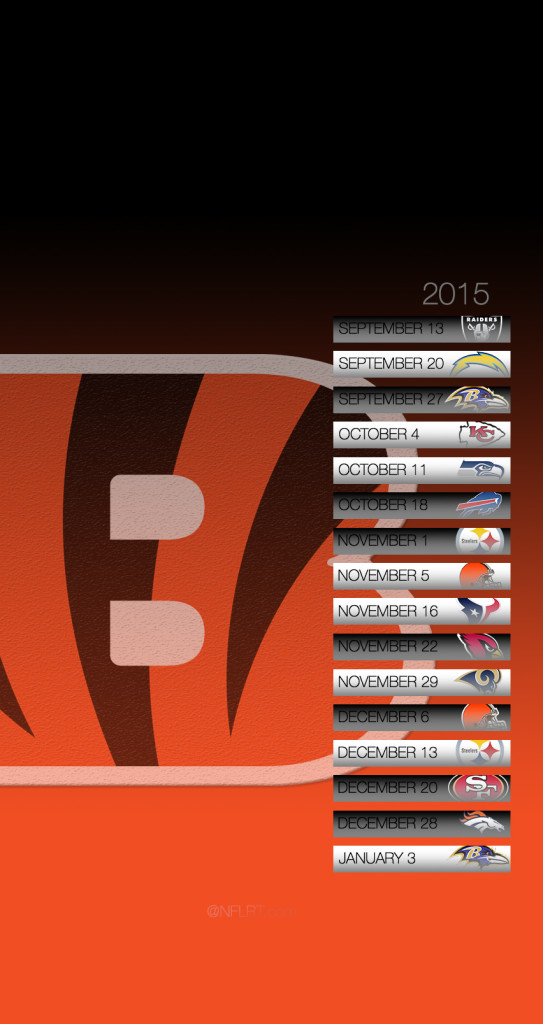 2015 NFL Schedule Wallpapers   Page 3 of 8   NFLRT 543x1024