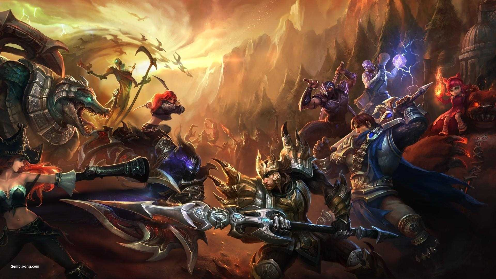 Free Download Mobile Legend Wallpaper Sun Luxury League Of Legends