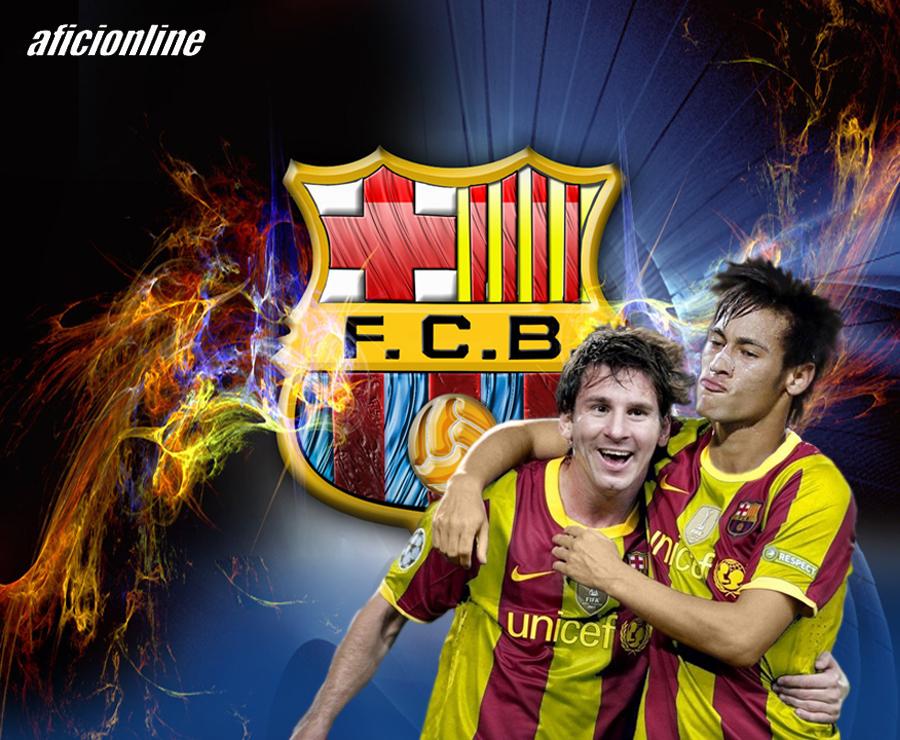 Messi Y Neymar Wallpaper BarcelonaWallpaper Barcelona 900x740