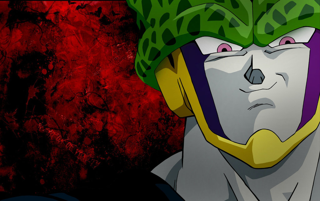 Cell DBZ Wallpaper 1440x900 by cellik 1024x643