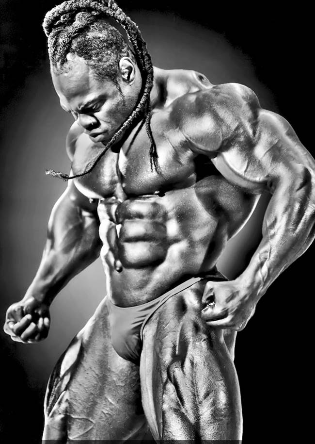 Free download Kai Greene pictures and
