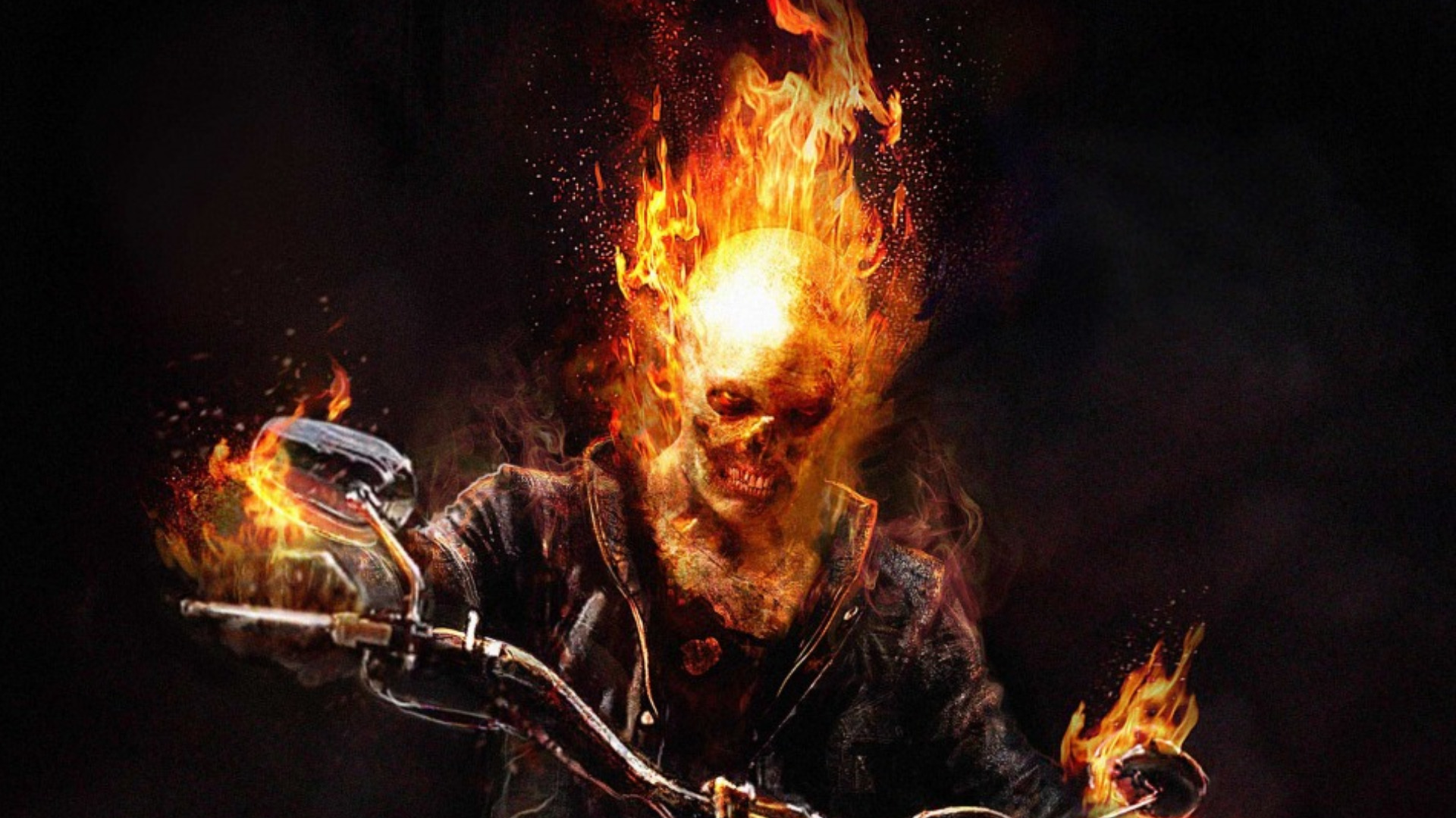 125 Ghost Rider HD Wallpapers Backgrounds   Page 2 1920x1080