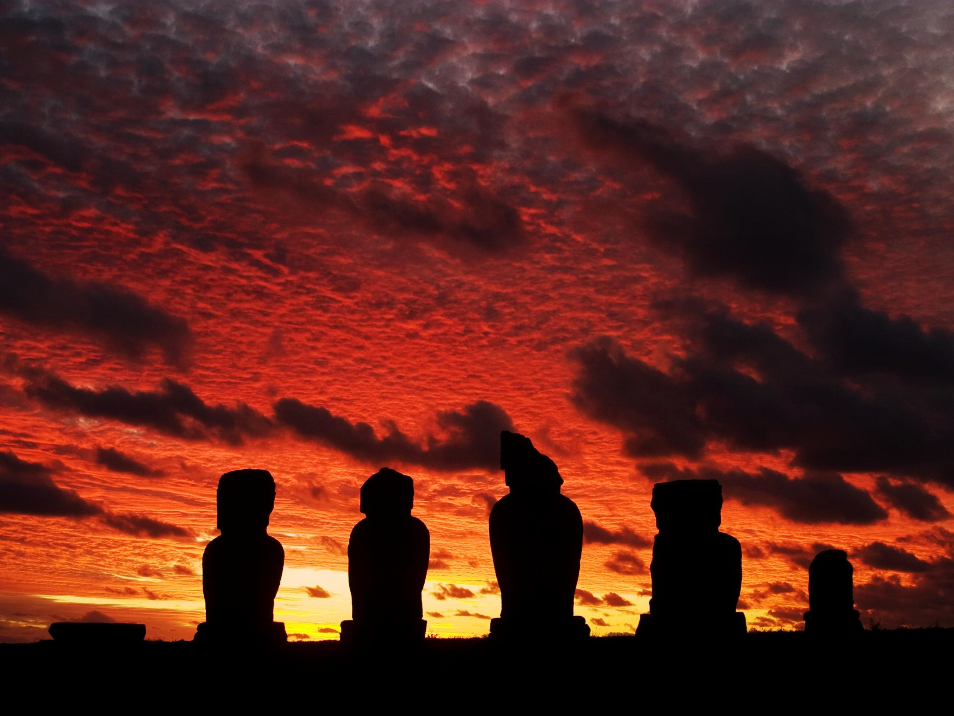 Easter Island Wallpapers Pictures Images 1920x1440