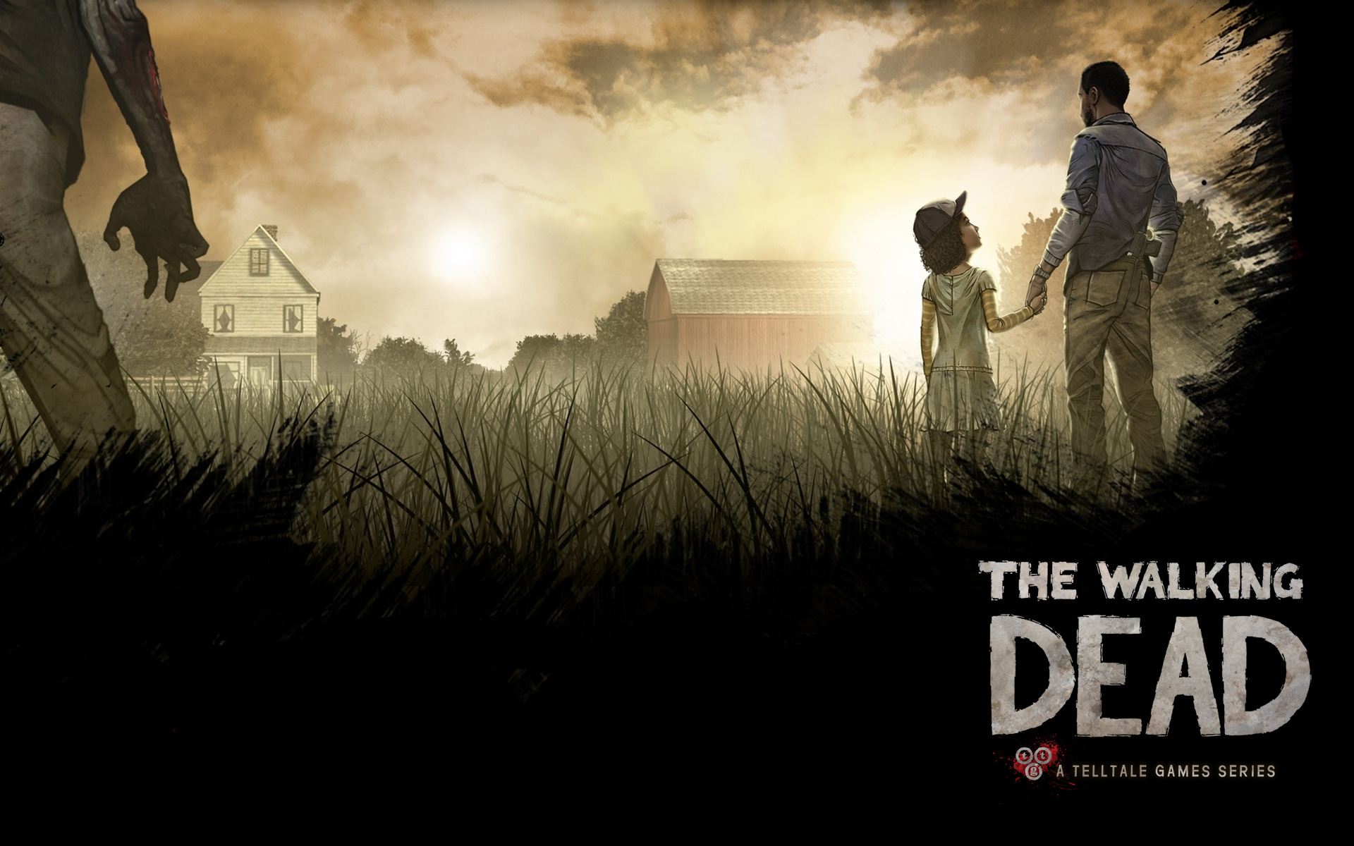 Free Download Walking Dead 006 Wallpaper Xbox Video Game Wallpaper