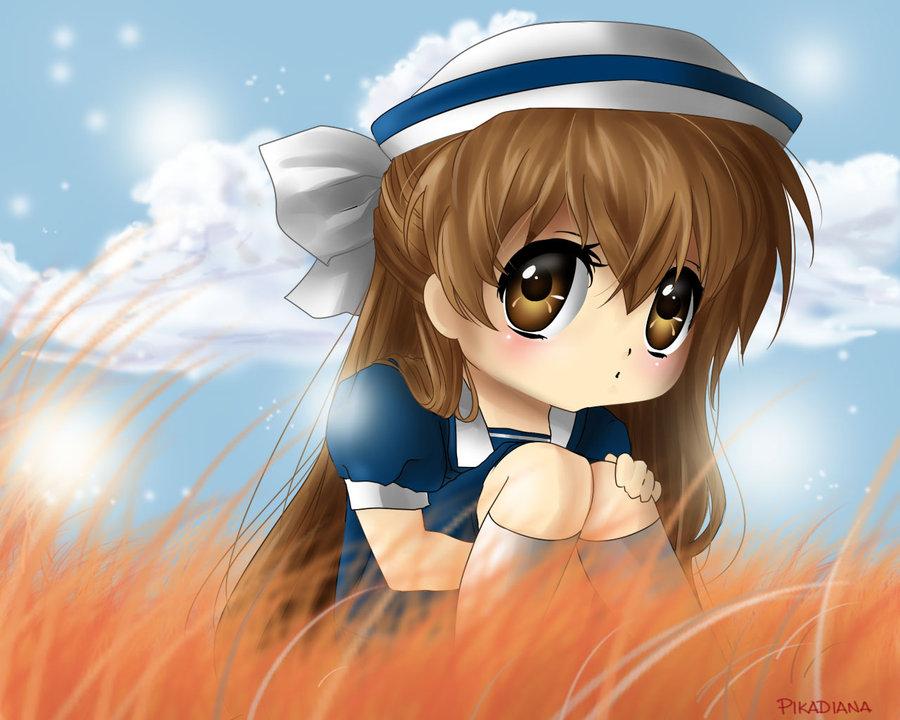 Free Download Clannad Ushio By Enzara 900x720 For Your Desktop