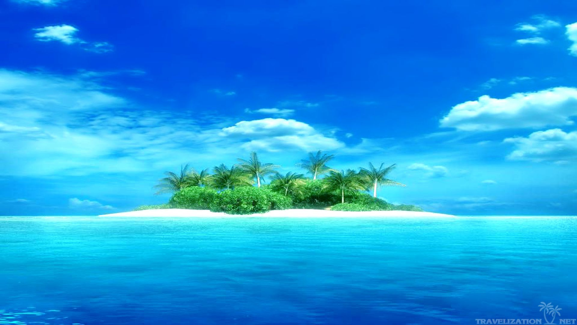 Hd Tropical Island Beach Paradise Wallpapers And Backgrounds: Island Pictures Wallpaper