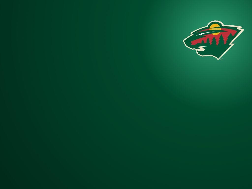 Hd Unique Wild Wallpaper: Minnesota Wild Logo Wallpaper