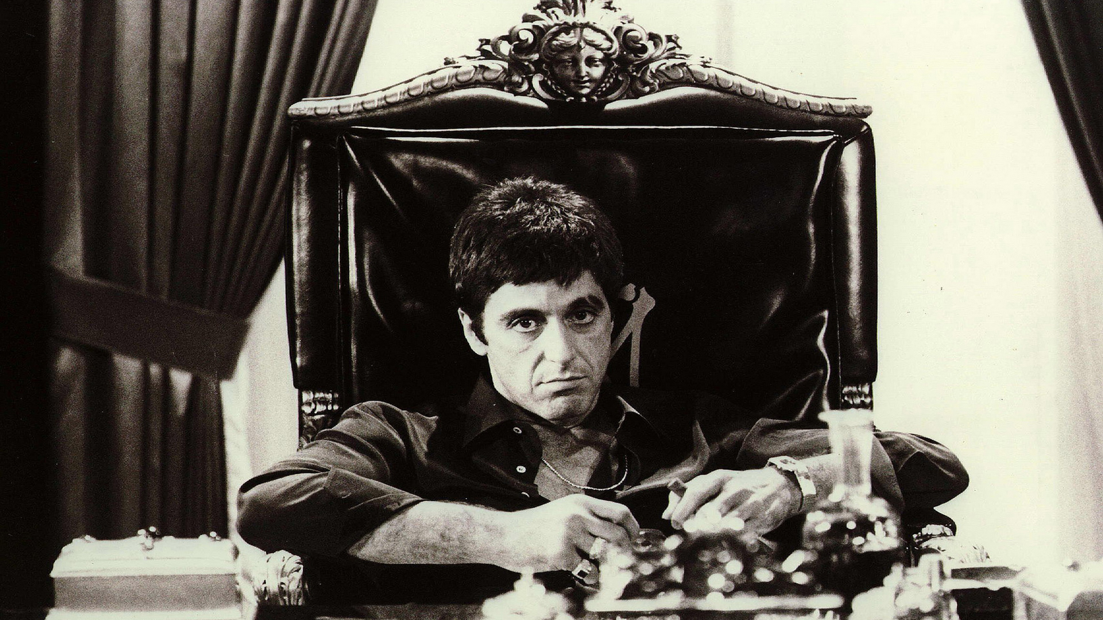 Scarface Ultra HD Wallpaper 4k   HD Wallpapers Ultra HD Wallpapers 3840x2160