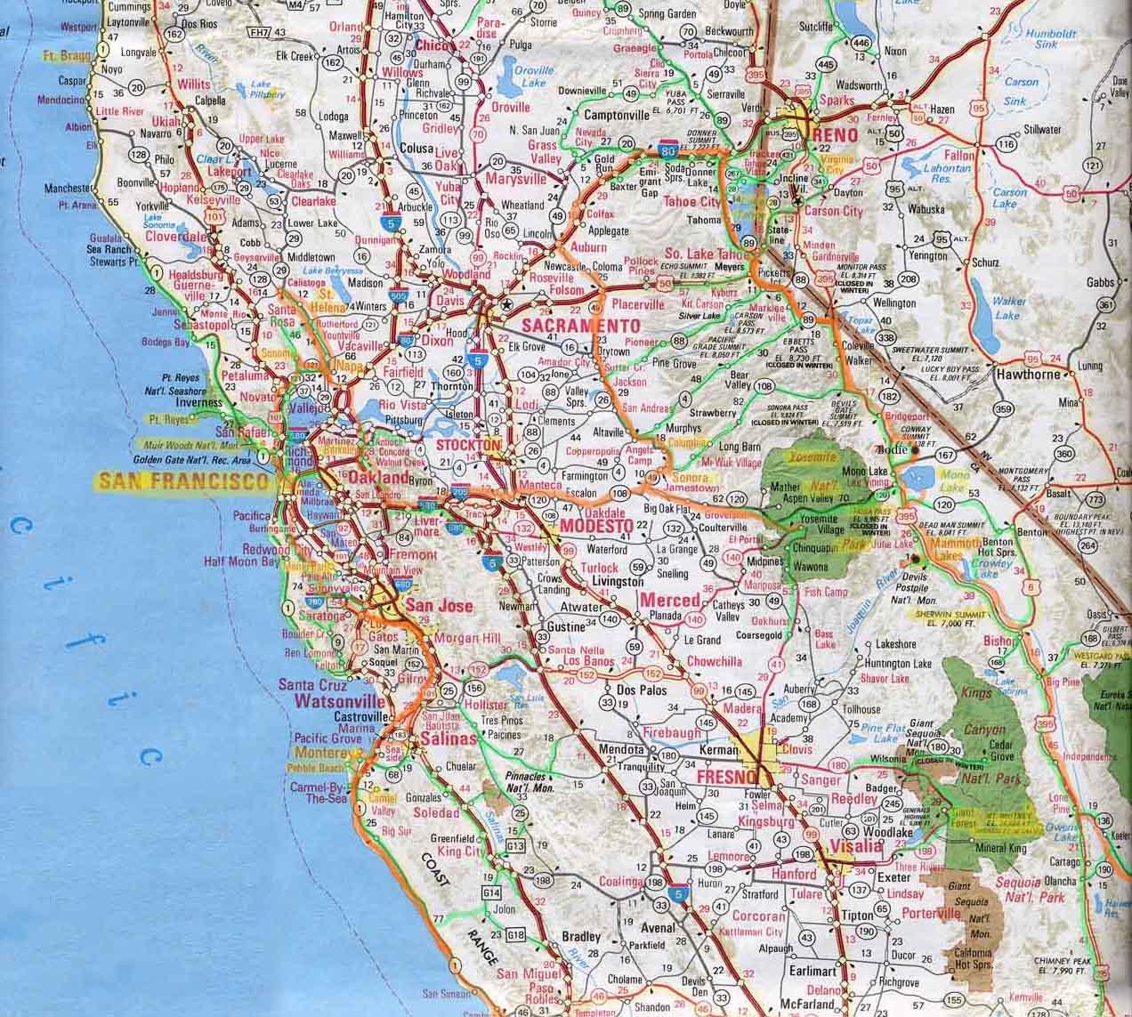 Northern Cali Wallpaper Wallpapersafari