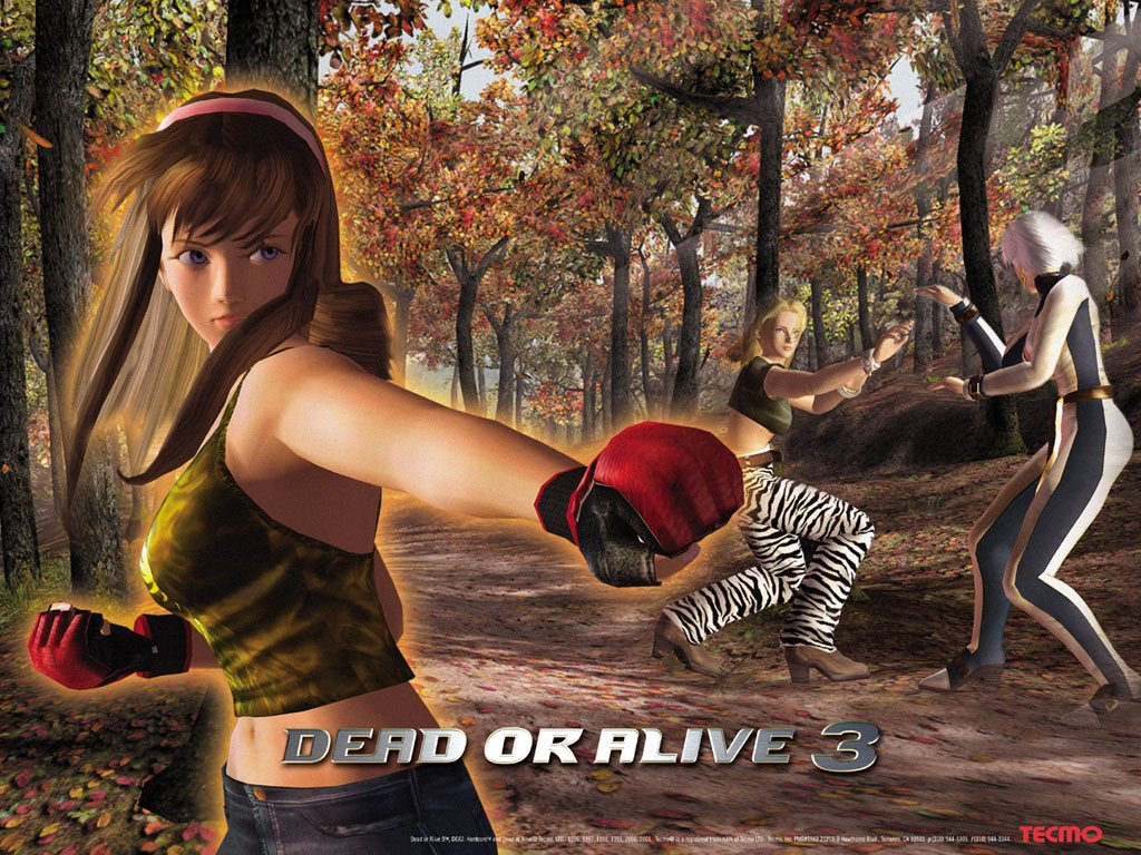Download Full Dead Or Alive Wallpapers HQ HQ Backgrounds HD 1024x768