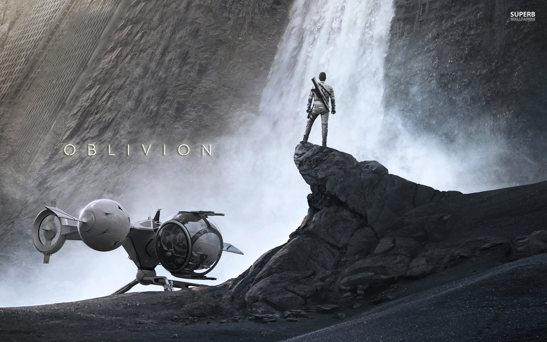 Tom Cruise Oblivion Wallpapers 1920x1200