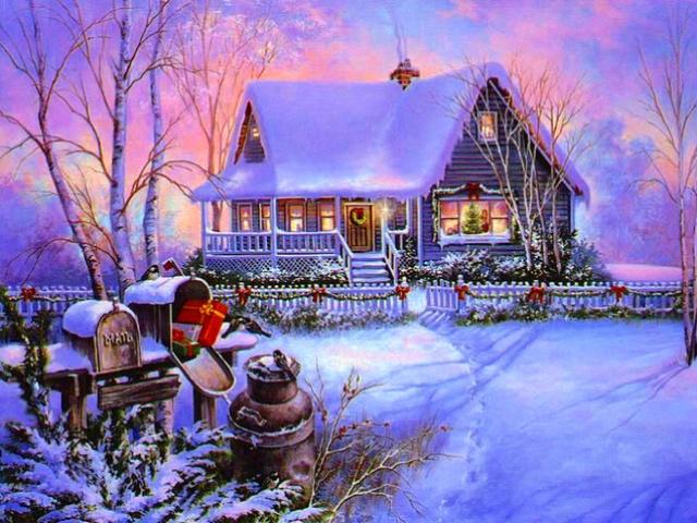 free 640X480 Christmas Holidays 1 640x480 wallpaper screensaver 640x480