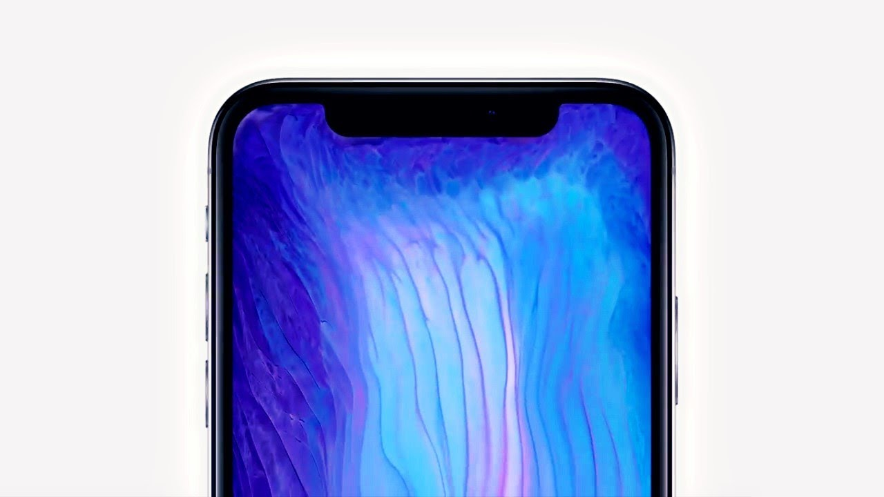 Get iPhone X Fluid Wallpapers on Android 1280x720