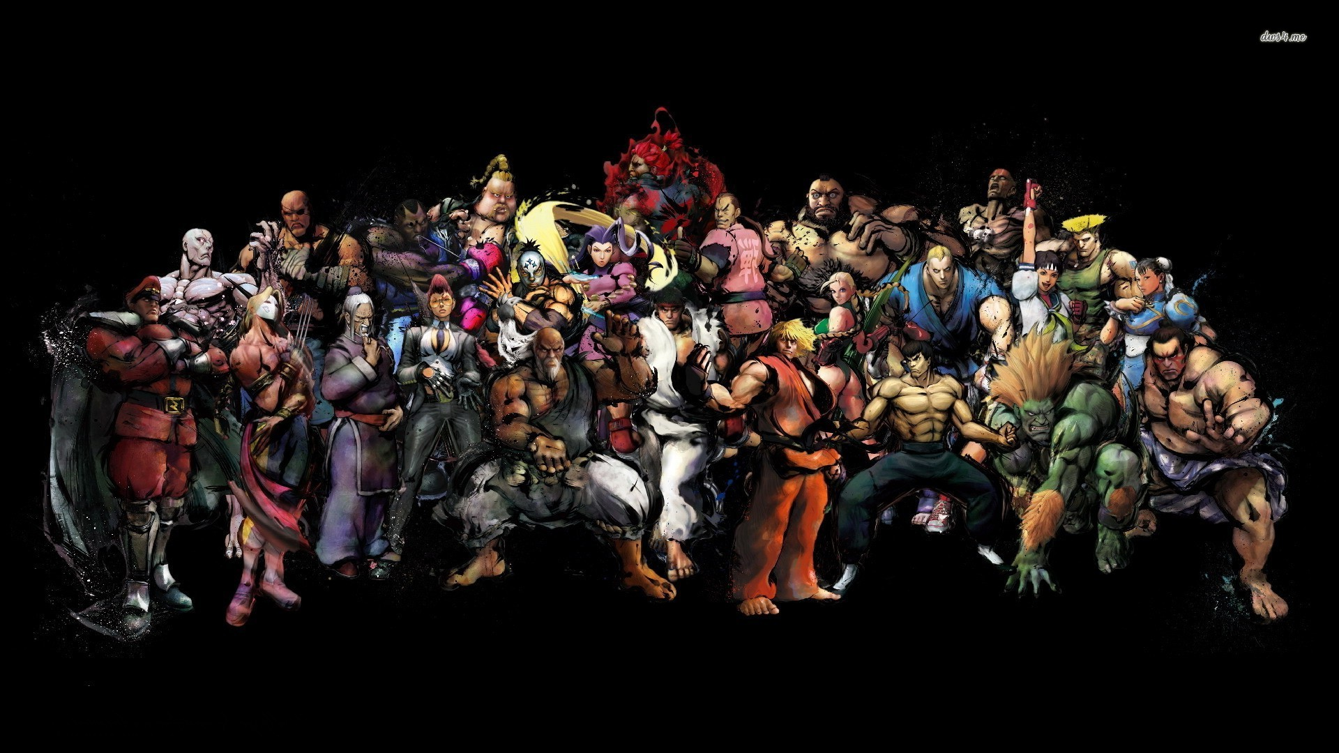 Free Download Games Super Street Fighter Iv Game 1920x1080