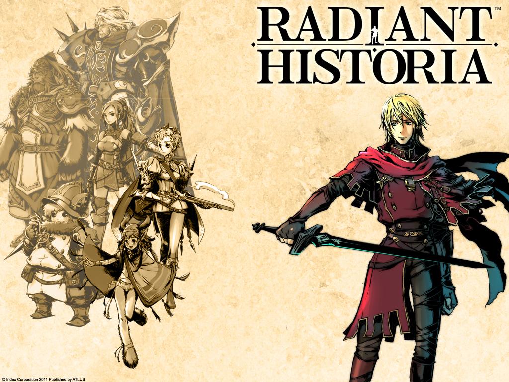 Home Wallpaper Radiant Historia Radiant Historia 1024x768