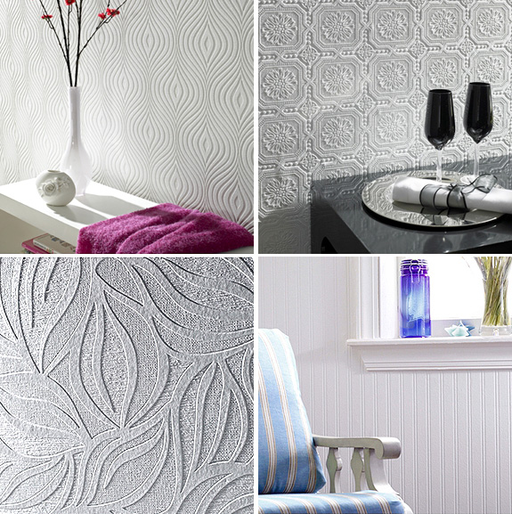 Graham Brown Paintable Wallpaper is a gorgeous economical way to 575x577