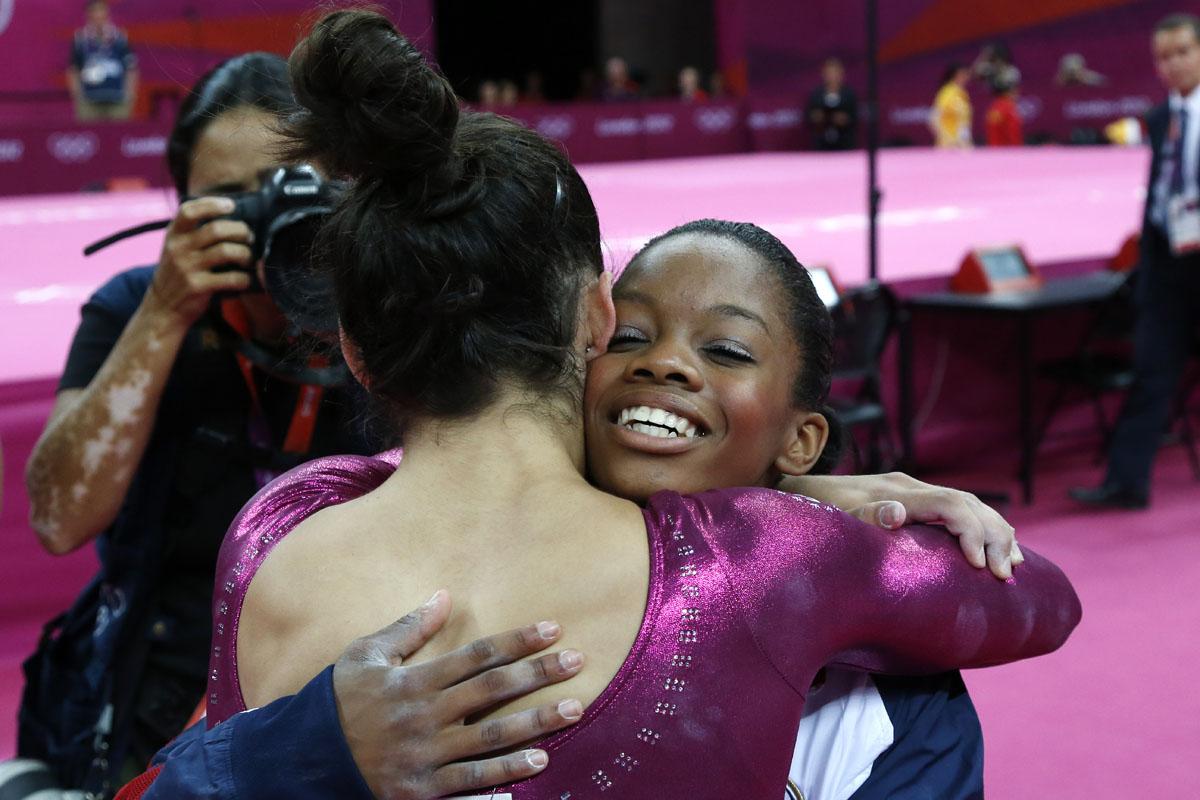 Photo 71 of 103 2012 Olympic Gymnastics 1200x800