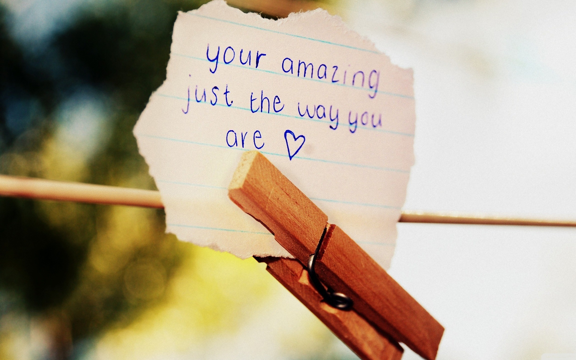 You are amazing 6957824 1920x1200