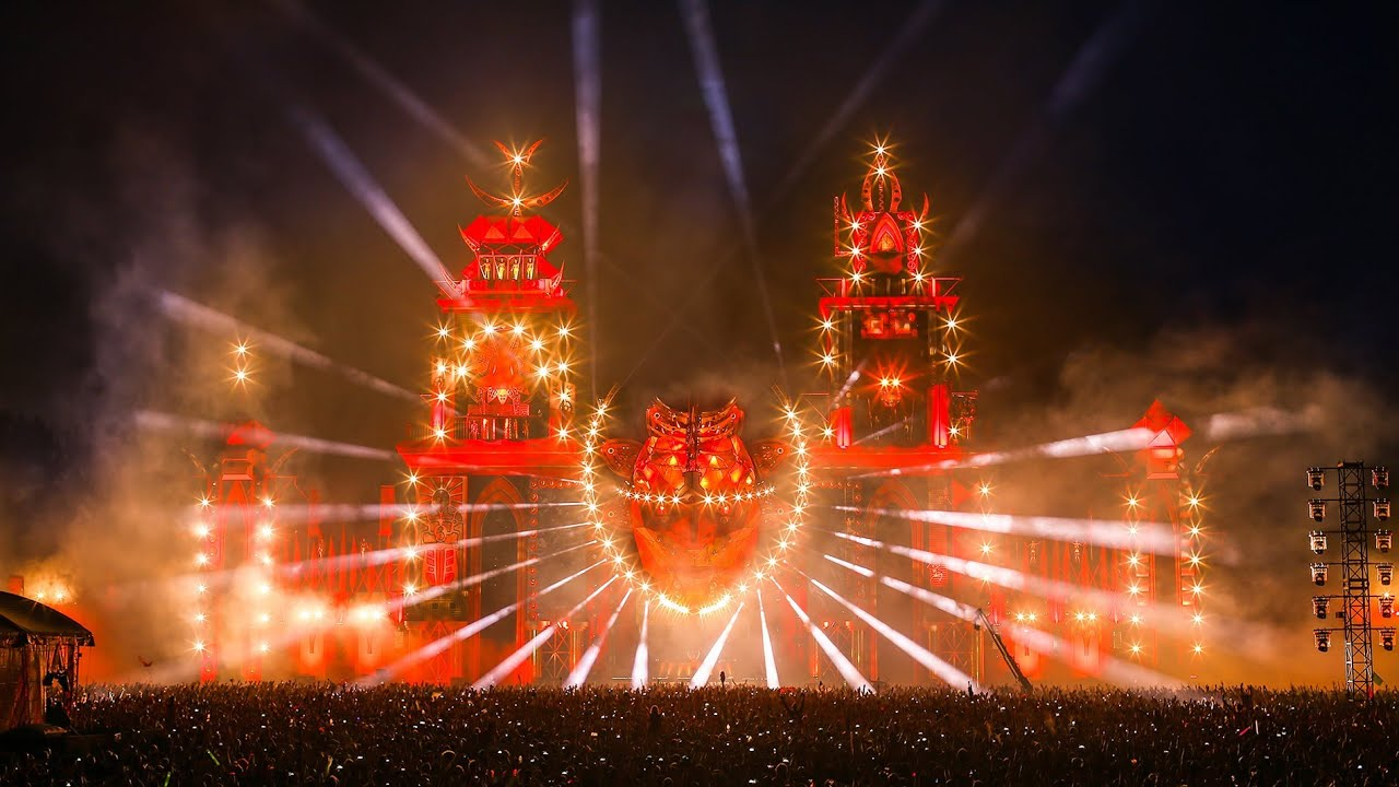 Defqon1 Festival 2014 Endshow on Sunday 1280x720