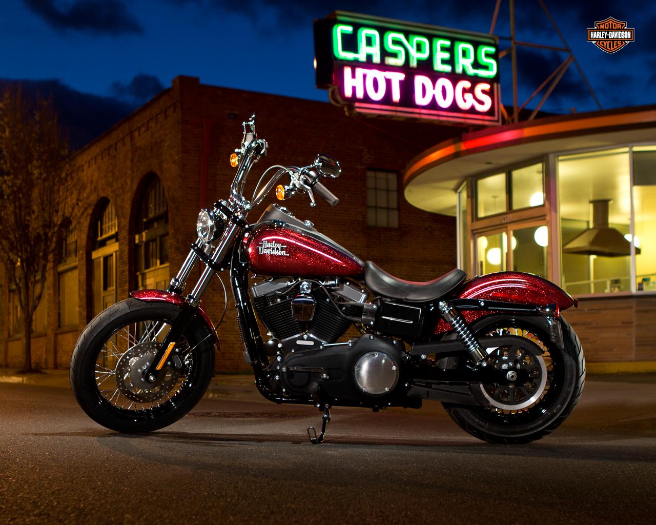Bob 2013 Harley Davidson Street Bob Price Spec HD Wallpaper 1280x1024