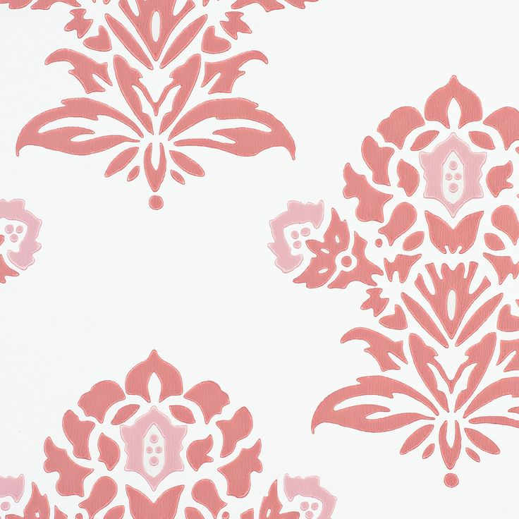 serena lily jaipur wallpaper weathered coral 27 x 27 88 736x736