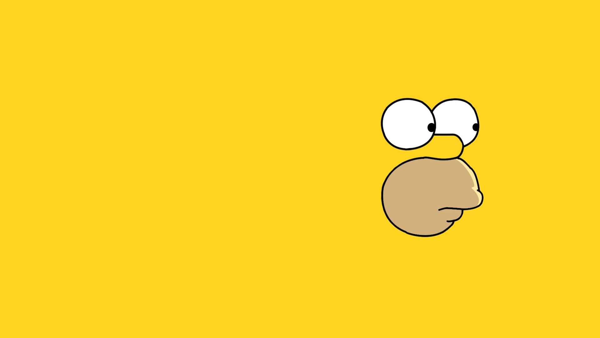Free Download Homer Simpson Desktop Wallpaper Pelautscom 1920x1080