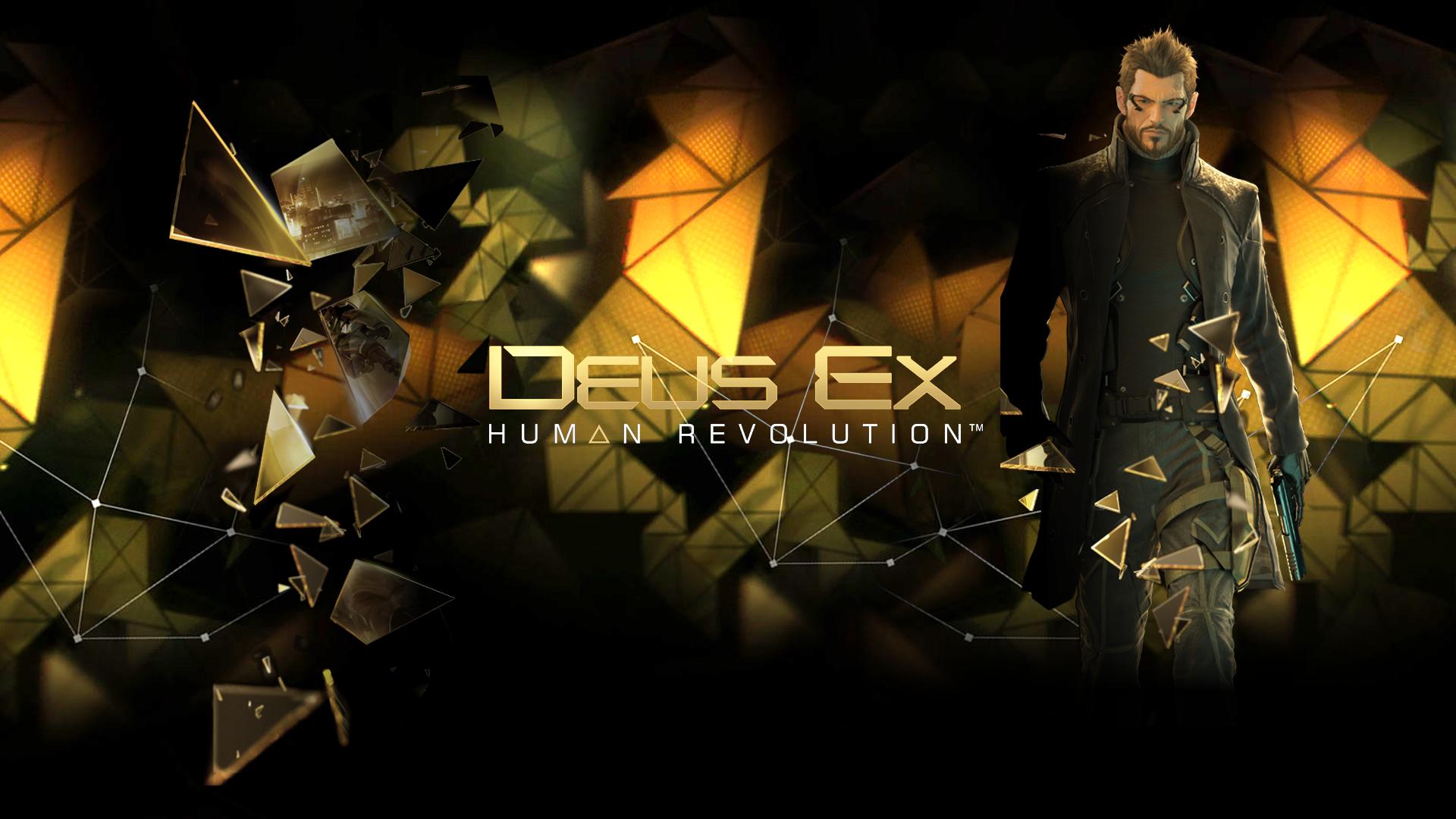 Pics Photos   Deus Ex Human Revolution 2 Wallpapers 1920x1080