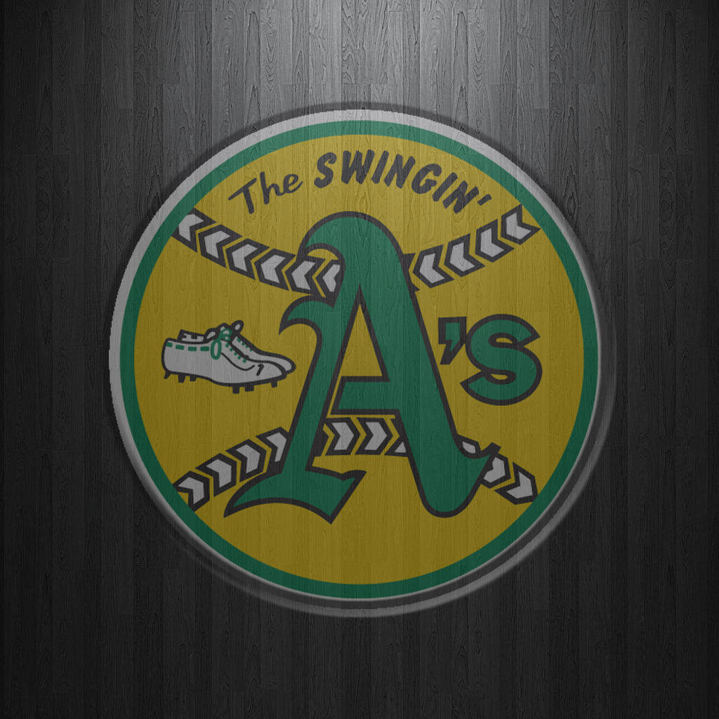 Oakland Athletics Wallpaper 20   1024 X 1024 stmednet 1024x1024