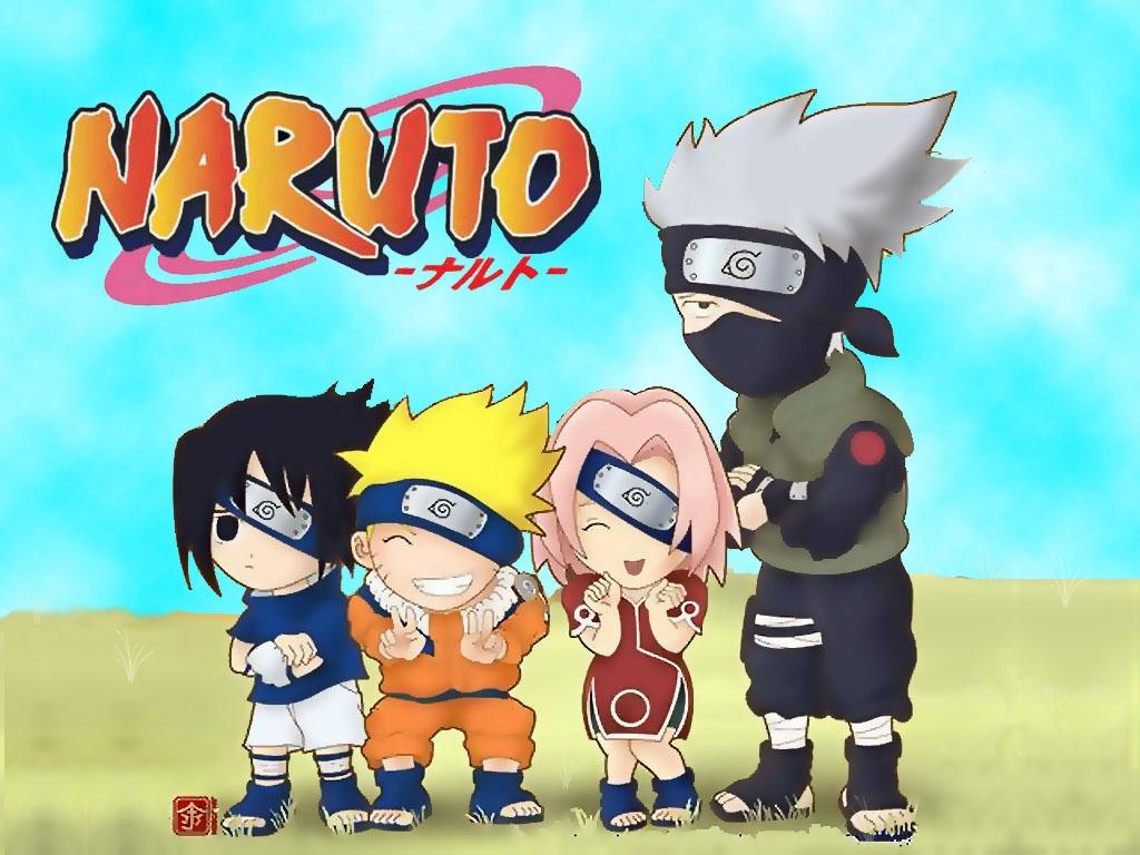 Chibi Naruto 550x412 Chibi Naruto 1024x768