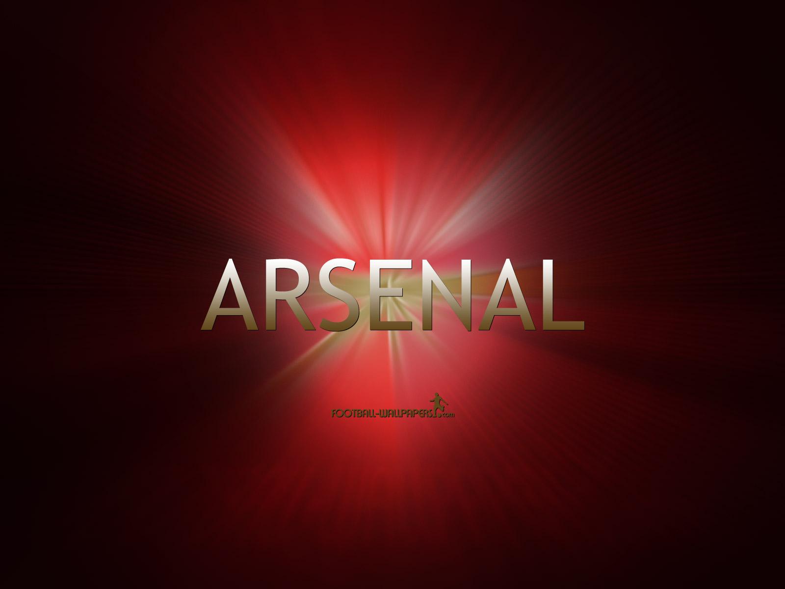 Enjoy this new Arsenal desktop background Arsenal wallpapers 1600x1200
