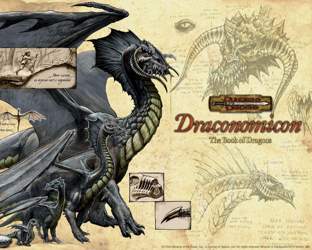 Papel de Parede Dungeons and Dragons Wallpaper para Download no 1280x1024