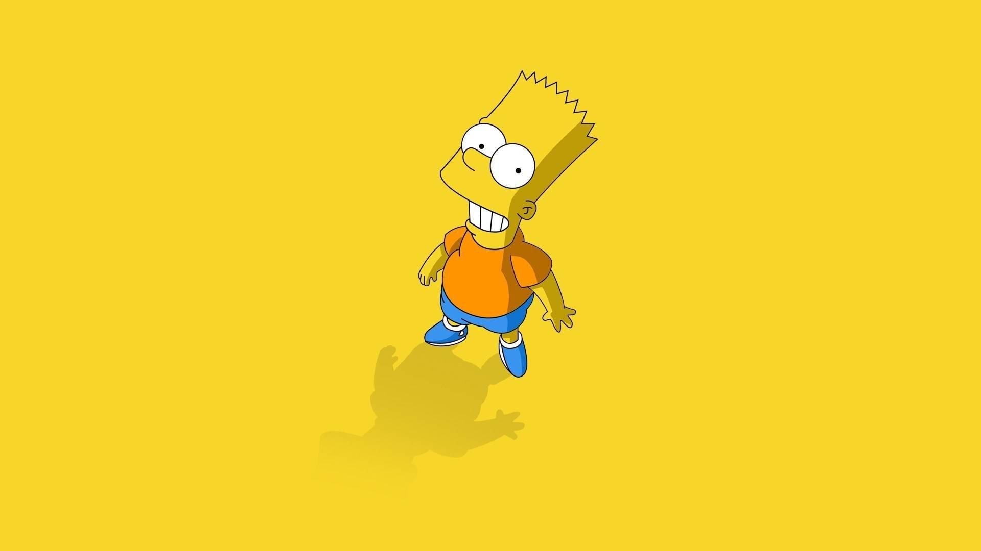 Bart Wallpaper   The Simpsons Wallpaper 1920x1080