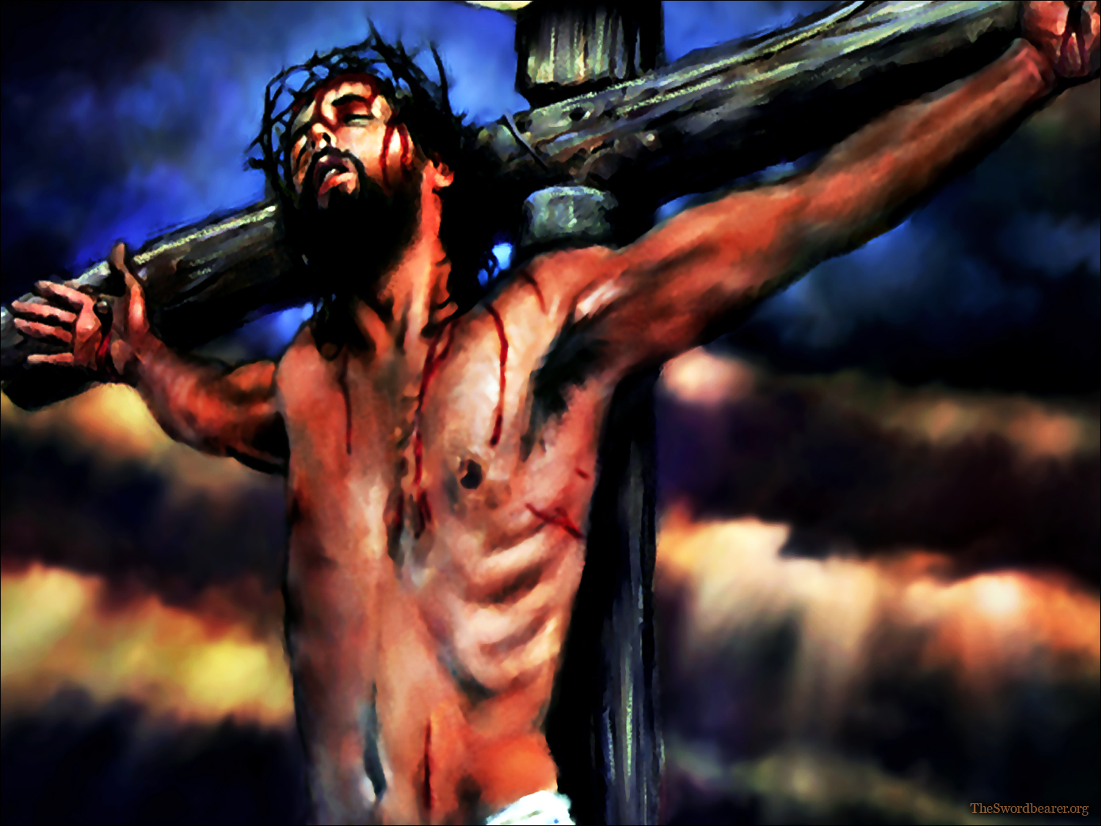 Jesus Crucifixion Wallpaper HD Images Jesus Crucifixion 1600x1200