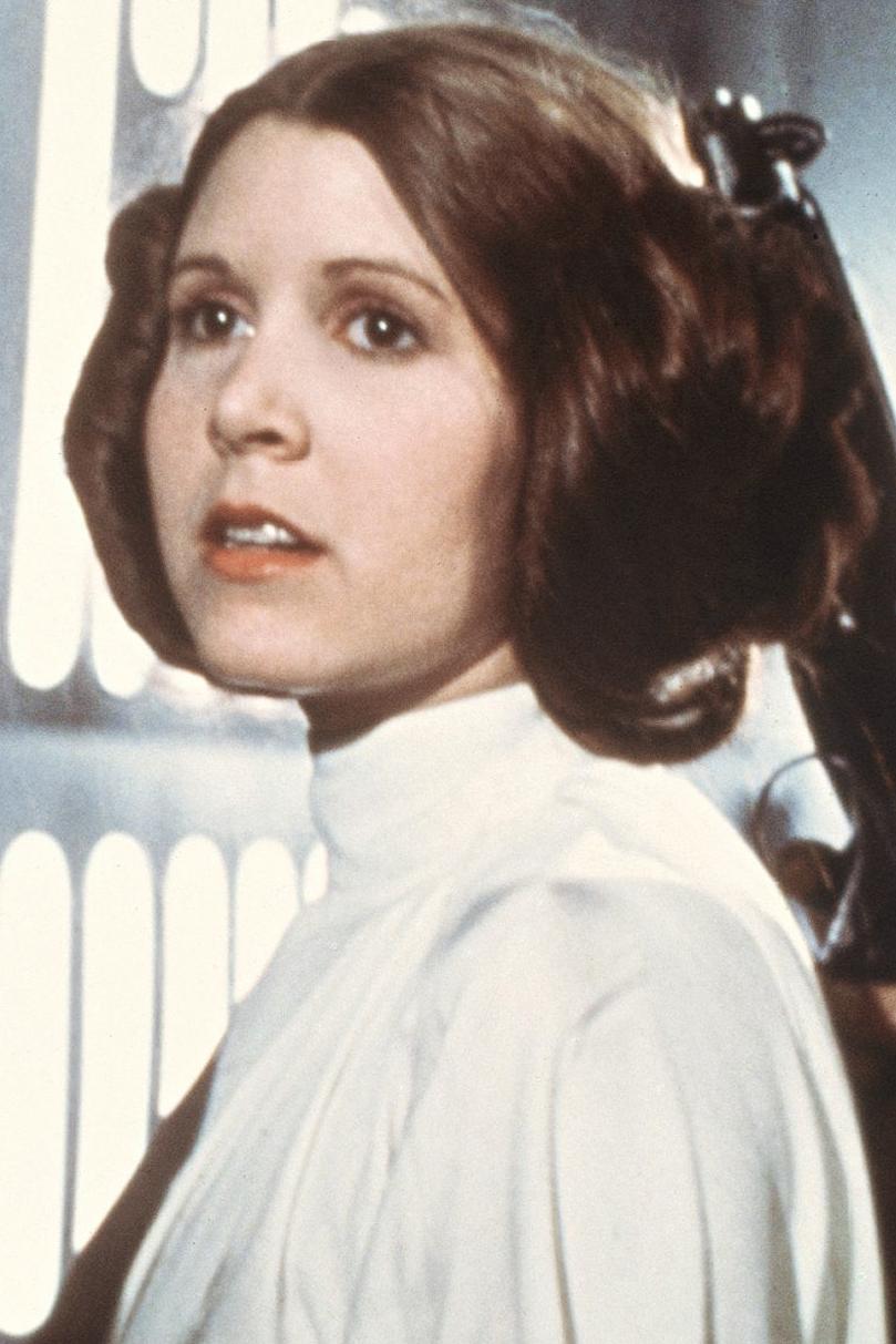 Princess Leia Got A PhD at 19 Internet Reactions Time 809x1213